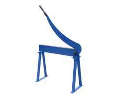 Ручная гильотина сабельного типа MetalTec GS 1000-1,5M