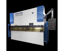 Гидравлический листогибочный пресс MetalTec HBM 40.2500