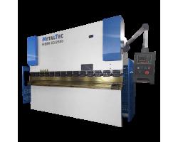 Гидравлический листогибочный пресс MetalTec HBM 63.2500