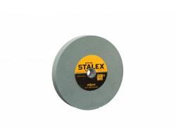 Круг абразивный Stalex 200х25х19,5 зернистость GC80(зеленый корунд)