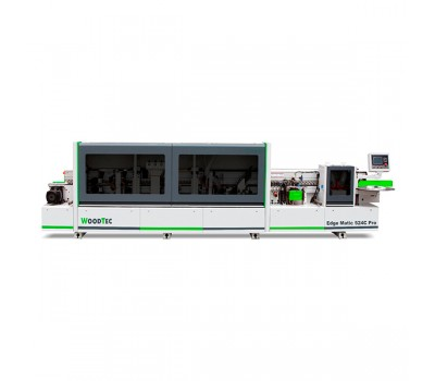 Станок для облицовывания кромок мебельных деталей WoodTec EdgeMatic 524С PRO