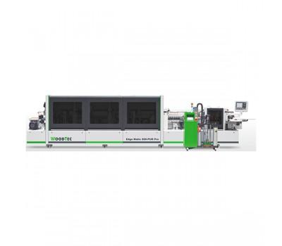 Станок для облицовывания кромок мебельных деталей WoodTec EdgeMatic 600-PUR PRO