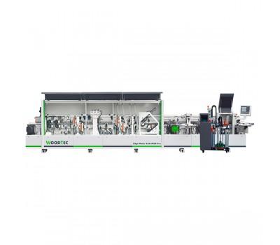 Станок для облицовывания кромок мебельных деталей WoodTec EdgeMatic 624-2PUR PRO