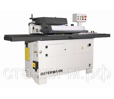Кромкооблицовочный станок Ostermann 2P