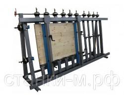 Пресс-вайма пневматическая ВП 17-3000 Б-2 (двусторонняя)