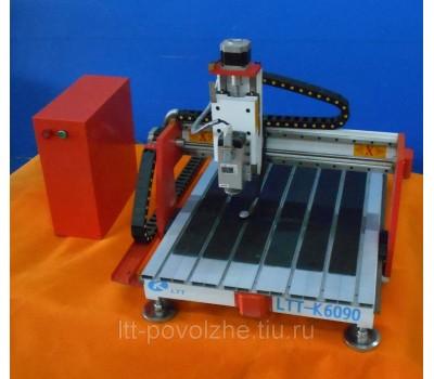 LTT-K6090 Компактный фрезерный станок с ЧПУ