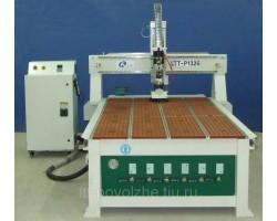 LTT-P1325S (SD) Фрезерный станок с ЧПУ и полуавтоматической сменой инструмента