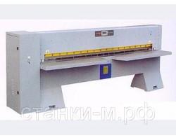Гидравлическая гильотина ТЕК-26