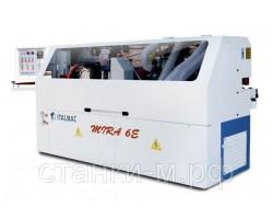 Автоматический кромкооблицовочный станок MIRA-6 E