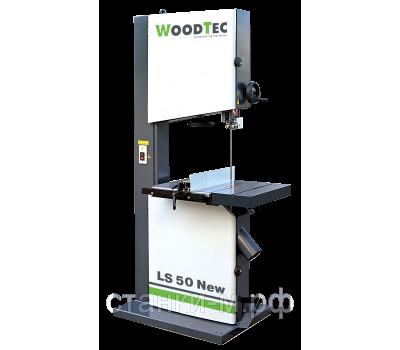 Станок ленточнопильный WoodTec LS 50 NEW
