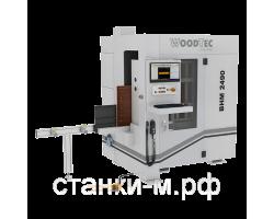 Автоматический сверлильно-присадочный станок с ЧПУ WoodTec BHM 2490