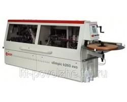Автоматический кромкооблицовочный станок SCM OLIMPIC K 260 EVO