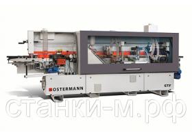 Кромкооблицовочный станок Ostermann 6TF, 6TR
