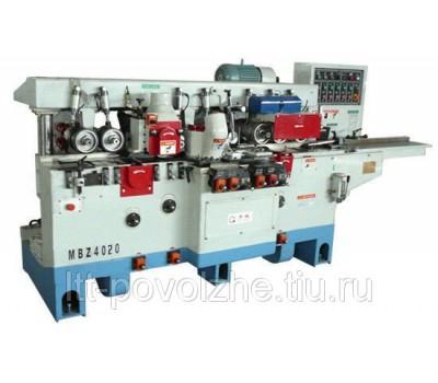 QMB4020H Четырёхсторонний станок для обработки бруса