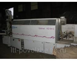 Автоматический кромкооблицовочный станок Brandt OPTIMAT KD 84 C. 1997г
