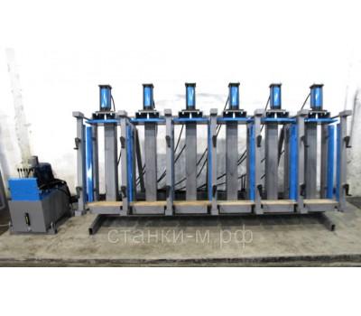 Пресс гидравлический паркетный SL250-3РК(5F)