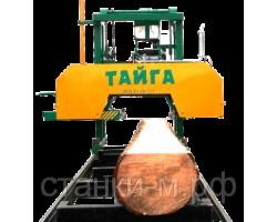Ленточная пилорама бензиновая «Тайга Т-3Б» Lifan