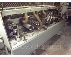 """Автоматический кромкооблицовочный станок Polymac ERGHO 3 """"Biesse"""". 2003г"""