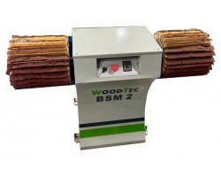 Станок щеточно-шлифовальный WoodTec BSM-2 NEW