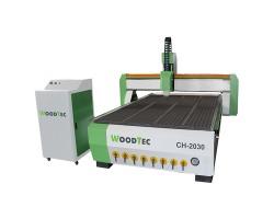 Фрезерно-гравировальный станок с ЧПУ WoodTec CH-2030