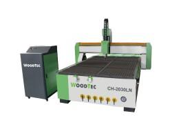 Фрезерно-гравировальный станок с ЧПУ WoodTec CH 2030 LN