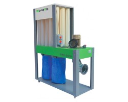 Пылеулавливающий агрегат WoodTec FRK-6500
