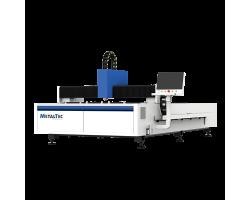 Оптоволоконный лазерный станок для резки металла MetalTec 1530 (2000W)