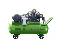 Поршневой компрессор WoodTec WT-C 4W 105L