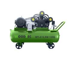Поршневой компрессор WoodTec WT-C 5,5W 135L