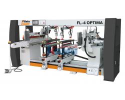 Автоматический сверлильно-присадочный станок FILATO. Модель OPTIMA FL-4