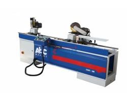 Заусовочный двухпильный станок для изготовления рамочных фасадов и багета AHC. Модель WM2 - 200(250)R