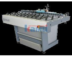 Станок для криволинейной обработки кромки стекла Sulak. Модели BBT 03 UNI и BBT 03 UNI II