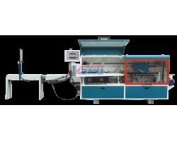 Автоматический станок для изготовления г-образной планки наличника. Модель LS-40