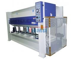 Гидравлический горячий пресс с плоскими столами Vario Press. Модель 30T-120/1 и 30T-120/2