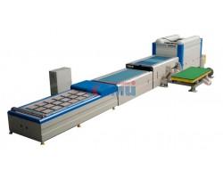 Автоматическая линия вакуумного прессования на основе пресса с избыточным давлением. Модель TM3200P