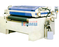 Вальцовый станок для нанесения высоковязких ЛКМ. Модели JDM 620 и JDM 1300A
