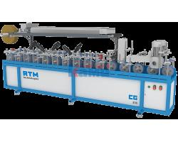 Станок для облицовывания погонажных изделий. Модель RTM CG 300