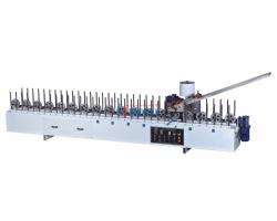 Станок для облицовывания погонажных изделий. Модель HL-300