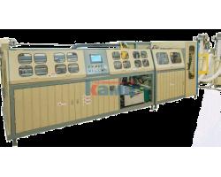 Станок для автоматической сборки лент в независимый пружинный блок NPB. Модель 98P