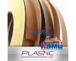 Кромочные материалы Plastic Line