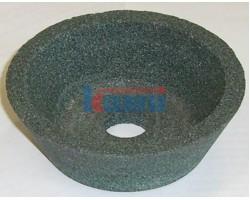 Круги абразивные (зеленый карбид кремния) чашечные Luga Abrasiv