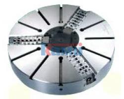 3-кулачковые зажимные патроны без проходного отверстия (без переходного фланца). Серии V/VIT/VE