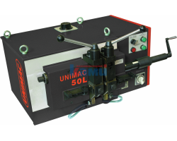 Аппарат для сварки ленточных пил UNIMAC. Модель 50L