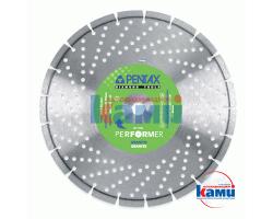 Алмазный диск для пиления гранита Pentax PERFORMER SG