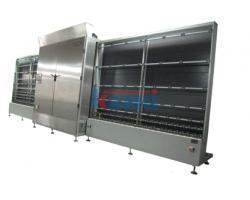 Вертикальная моечная машина SCV System. Серия WM