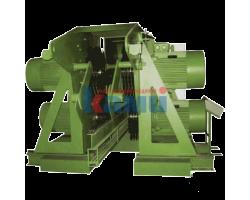Бревнопильные дисковые станки MS Maschinenbau. Серия DBS