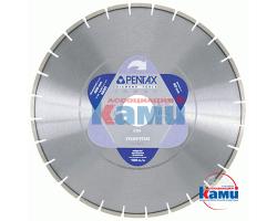 Алмазный диск для пиления мрамора Pentax 06