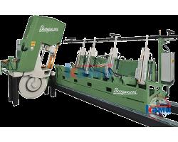 Вертикальная ленточная пилорама Bongioanni. Модель SNT 1600 AMERIKA