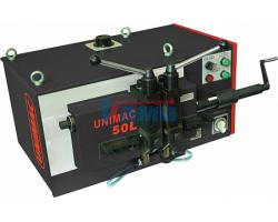 Аппарат для сварки узких ленточных пил UNIMAC. Модель 50L