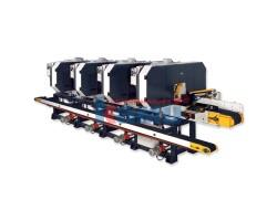 Горизонтальные ленточно-делительные станки HIGH POINT. Модели HP-400-4P, HP-400-4P-PB